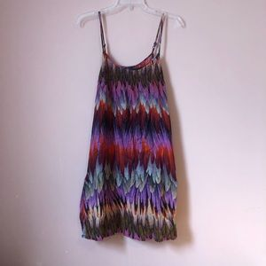 Colorful H&M dress with pockets